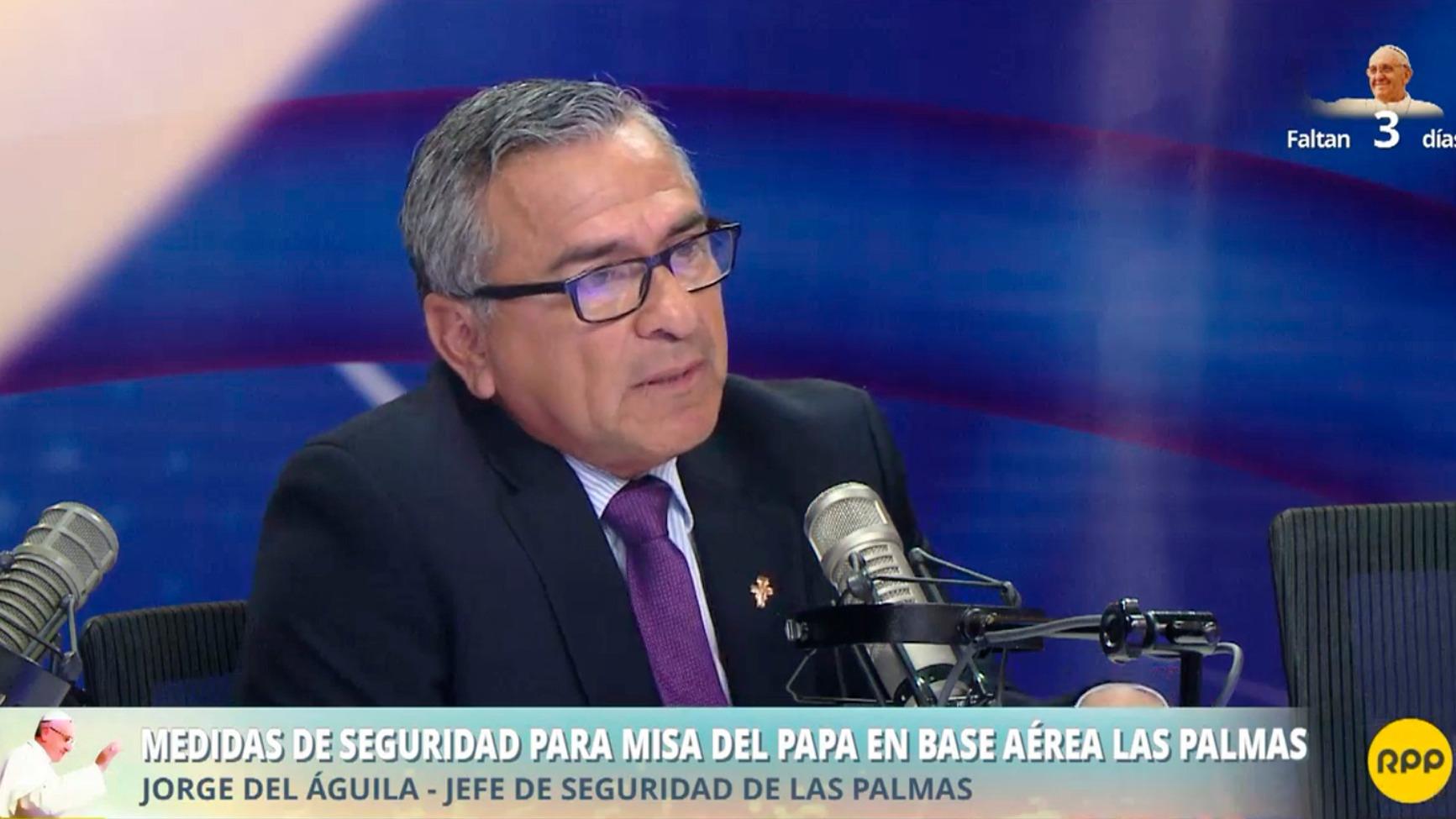 Las medidas de seguridad para la misa del papa en la base aérea Las Palmas