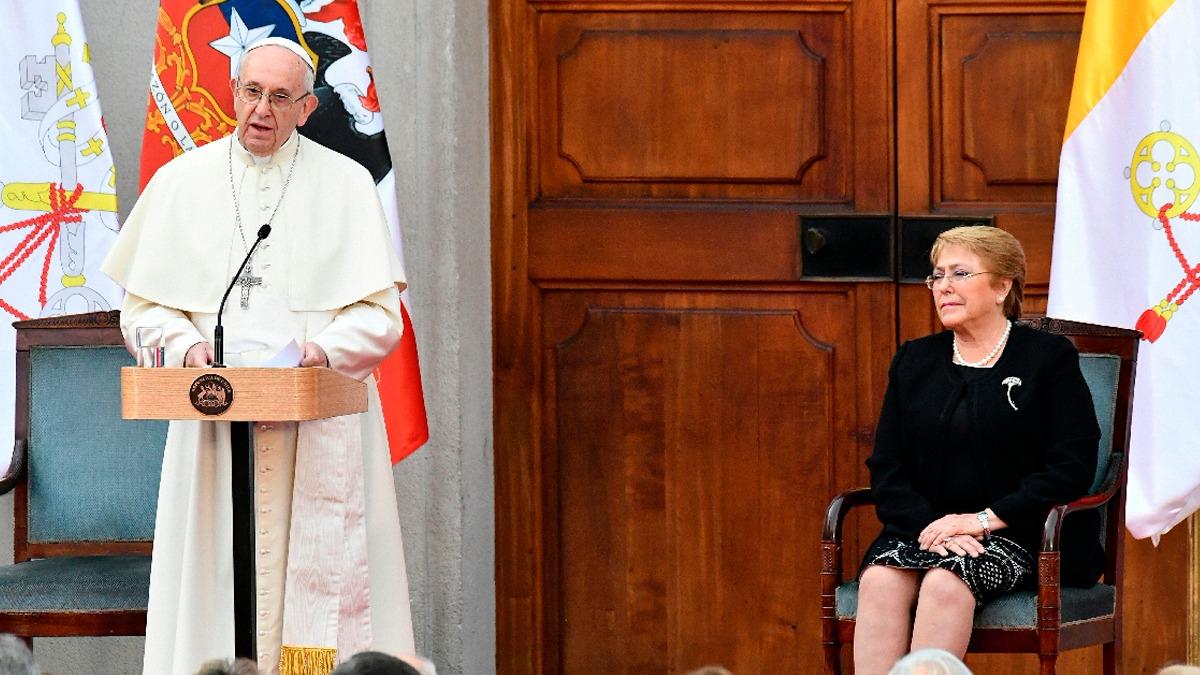 Así fue el pedido de disculpas del papa Francisco.
