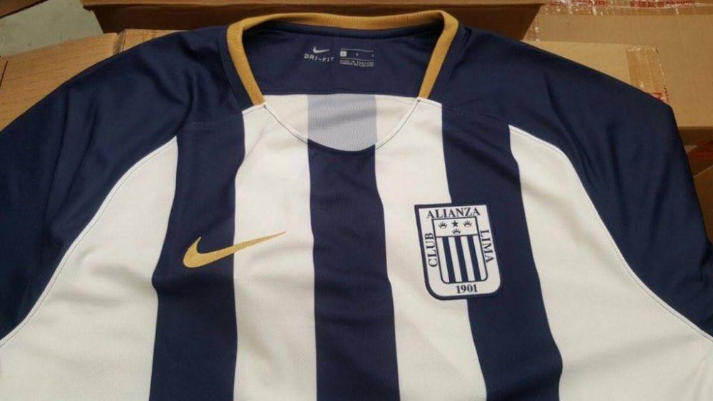 Nike viste a Alianza Lima desde el 2011.