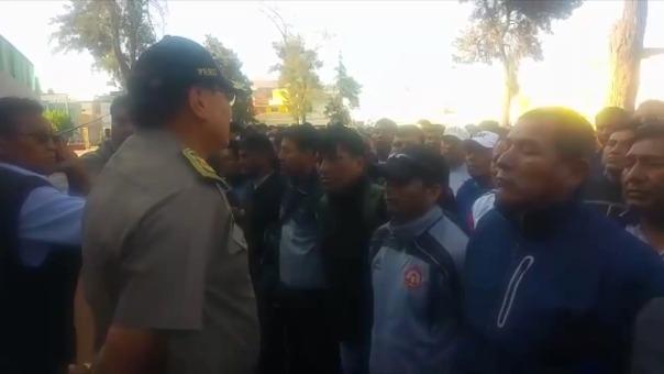 800 policías colaborarán con seguridad del papa.