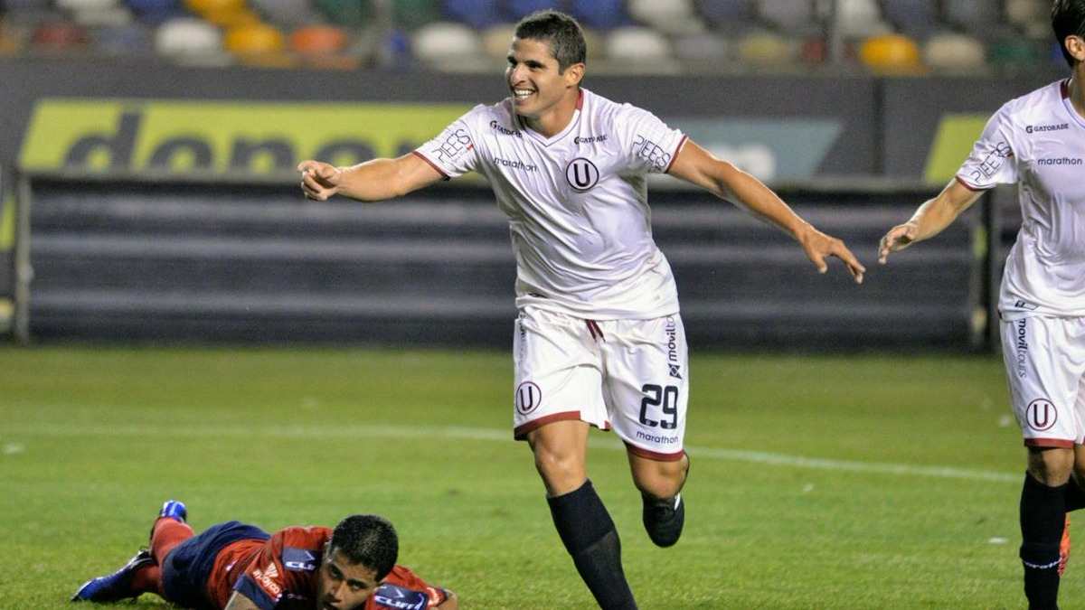Aldo Corzo anotó 3 goles en la temporada pasada con Universitario.