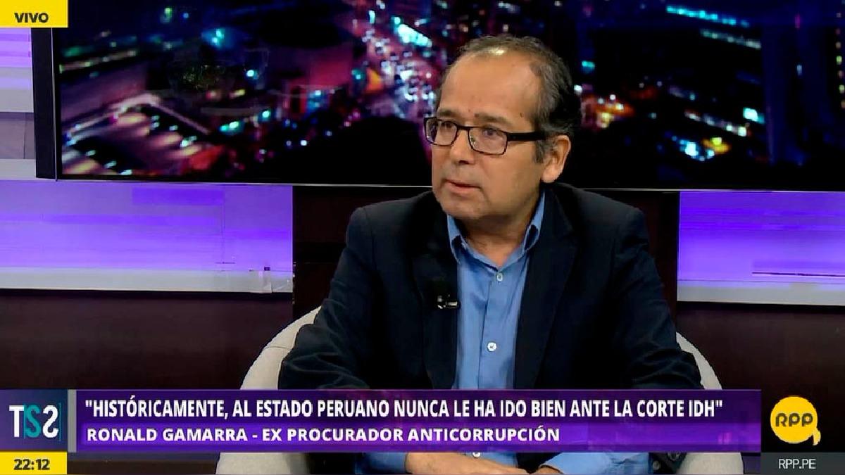El exprocurador Ronald Gamarra también criticó que el Estado aún no haya entregado el expediente del indulto a Fujimori a quienes lo han solicitado.
