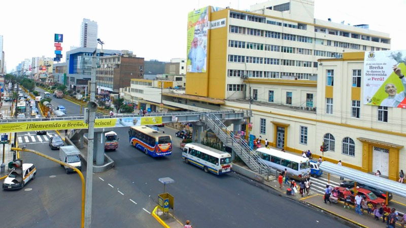 La Municipalidad de Lima anunció el cierre de varias vías para mañana entre ellas las avenidas Faucett, Brasil y La Marina.