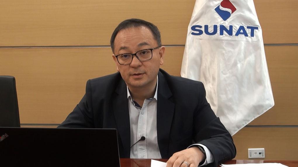 Víctor Shiguiyama, jefe de la Sunat, anunció que desde este 2018 se empezará a aplicar la cláusula antielusiva.