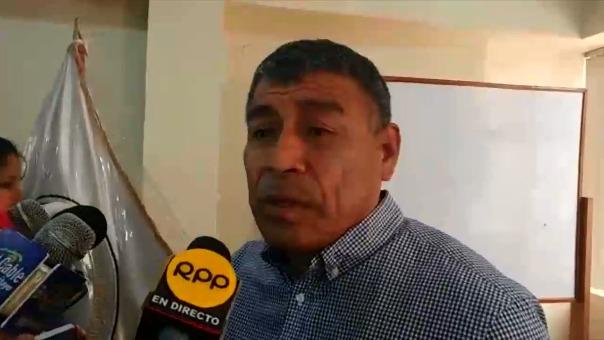 Carlos Burgos, decano del Colegio de Ingenieros