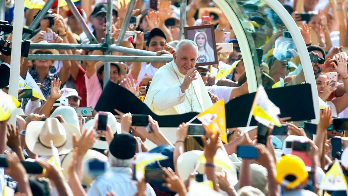 Los organizadores dieron un balance sobre la visita del Papa al Perú.