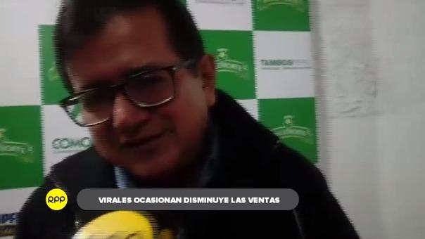 Presidente de la Asociación Peruana de Molineros de Arroz negó existencia de arroz sintético, afirmó además que iniciaron campaña nacional para promover el consumo interno del producto.