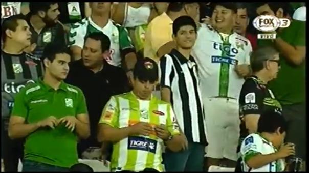 Universitario de Deportes perdió en la ida de la primera fase de la Copa Libertadores.