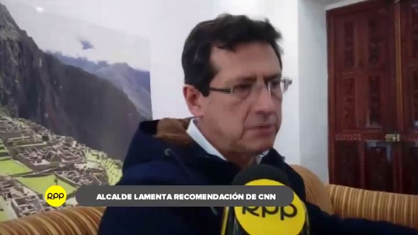 Carlos Moscoso, también habló sobre la ampliación de horarios de vuelo en el aeropuerto de Cusco y rechazó medida impulsada por Corpac.