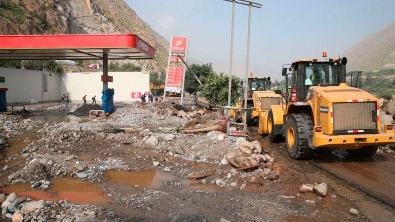 Ambas autoridades coincidieron en que hubo mucha burocracia al momento de gestionar los fondos para la reconstrucción.