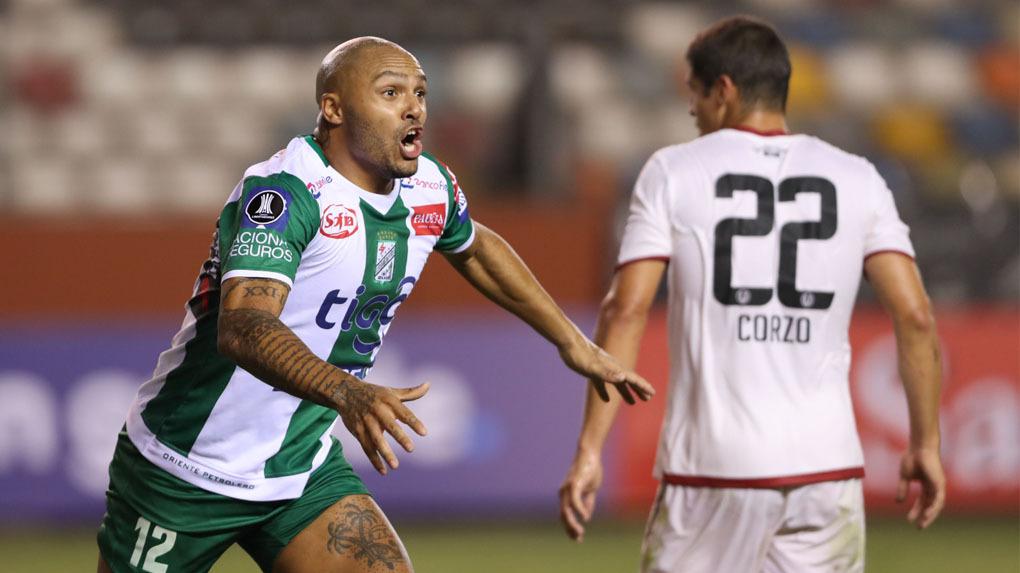 Universitario se despidió de su breve paso por la Copa Libertadores.