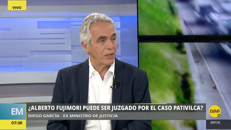 Diego García-Sayán estuvo esta mañana en los estudios de RPP Noticias.