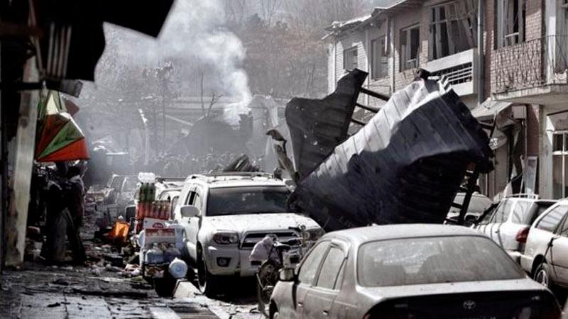 Las autoridades afganas han capturado a 4 personas relacionadas con el ataque.