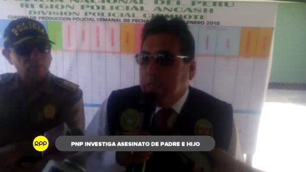 Los occisos son ex reclusos del penal Cambio Puente.