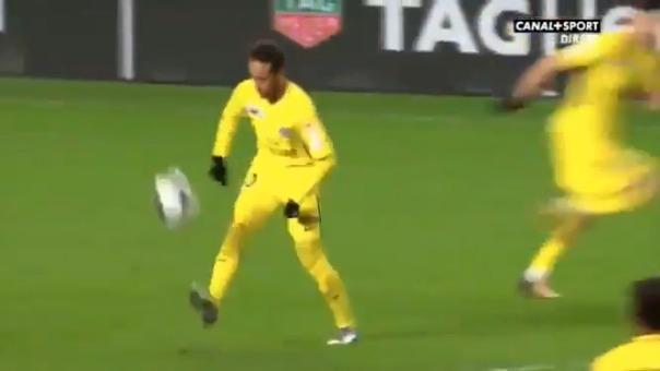 Neymar da Silva registra 26 goles y 14 asistencias en los 25 partidos oficiales que ha disputado con el PSG. Ha marcado o asistido en Liga, Copa de Liga, Copa de Francia y UEFA Champions League.