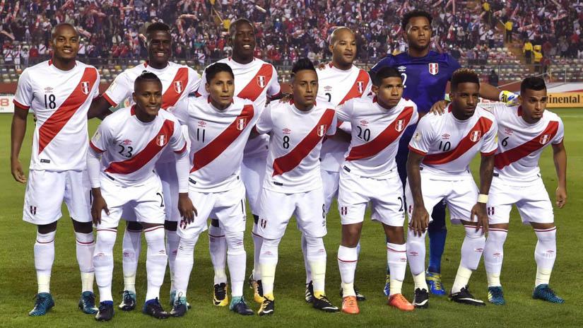 Selección Peruana se ubica en el puesto 11 del ránking FIFA.