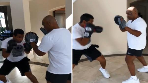 Mike Tyson es considerado uno de los mejores boxeadores de todos los tiempos.