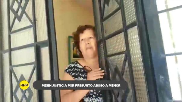 Abuela de menor pide justicia