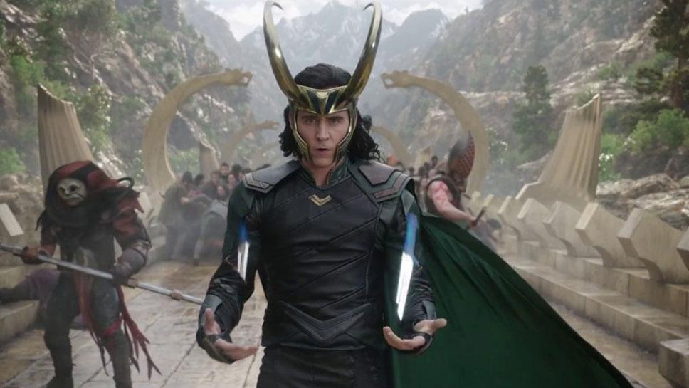 Loki apareció por primera vez en Venus #6 (agosto de 1949), donde era uno de los dioses que estaban exiliados en el Inframundo.