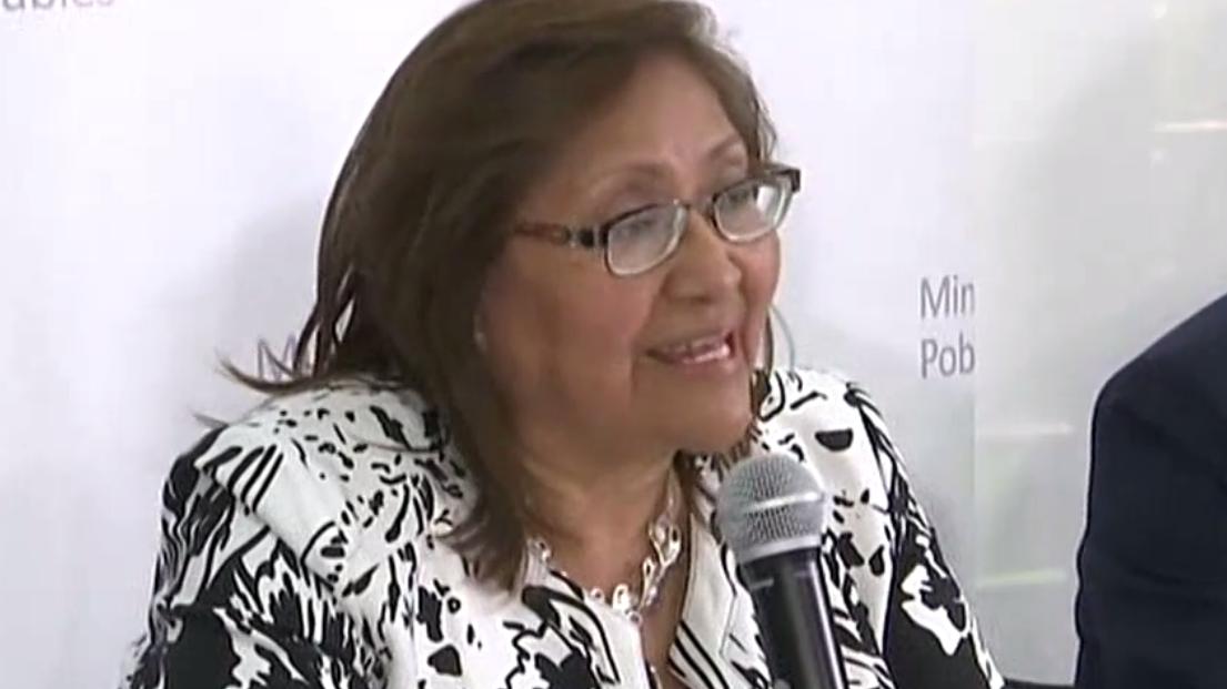 La ministra de la Mujer presentó una Instancia Nacional para promover la protección y seguridad de los niños, niñas y adolescentes.