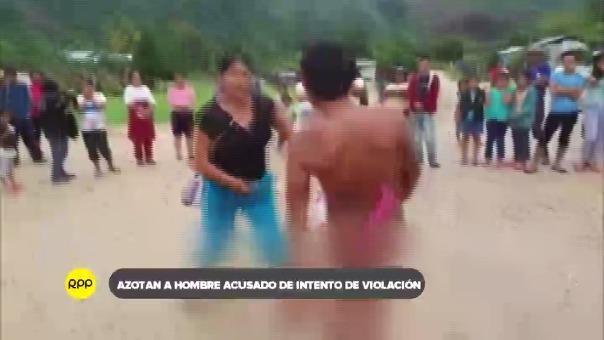 Con el castigo de las rondas buscan resocializar a los agresores, sostuvo Abrahán Alcántara