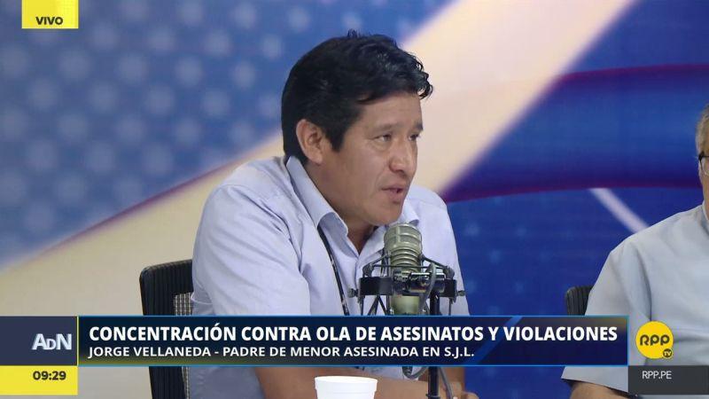 Jorge Vellaneda estuvo esta mañana en Ampliación de Noticias.