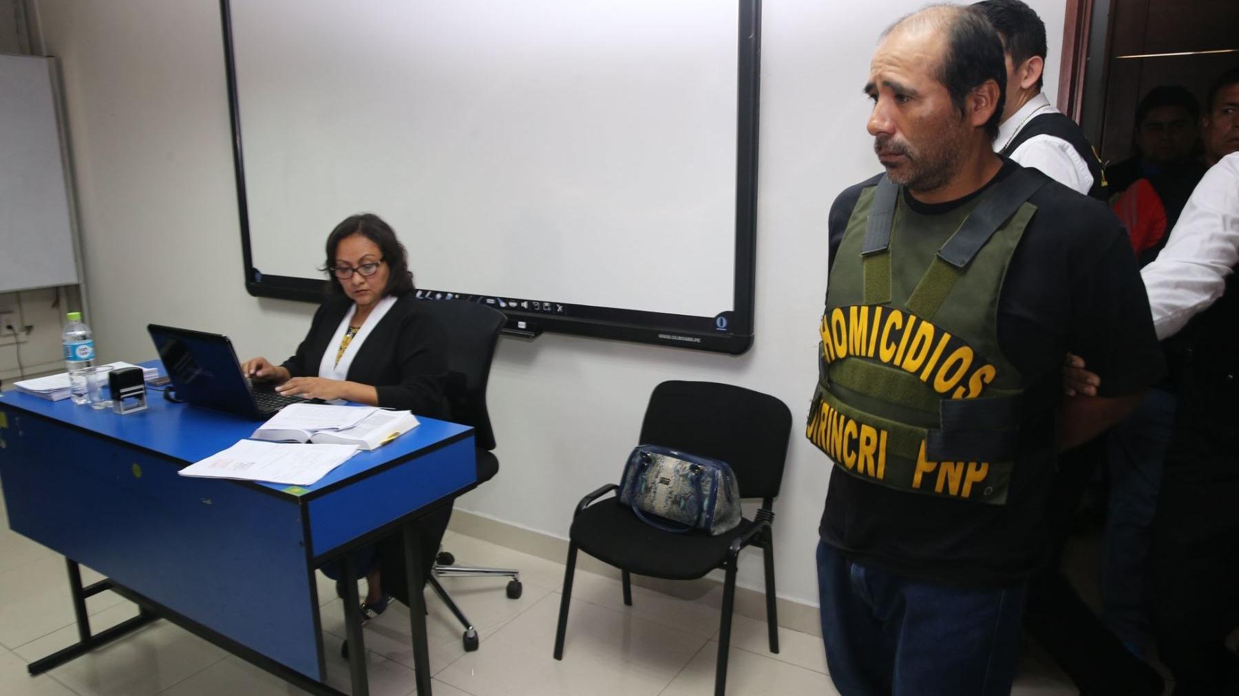 La Policía investiga a César Alva Mendoza por los delitos de secuestro, violación y asesinato.