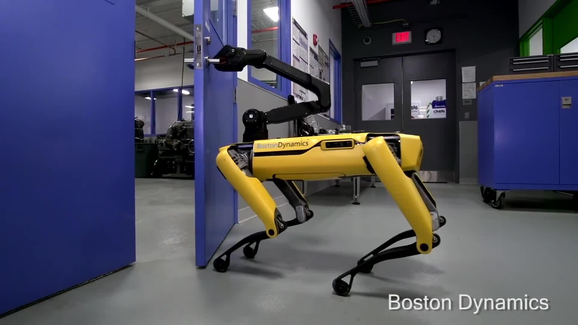 Más de 5 millones de personas vieron una de las últimas hazañas de los robots de Boston Dynamics.