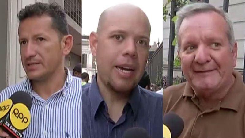 Los venezolanos en Perú están en contra de una eventual visita de Nicolás Maduro.