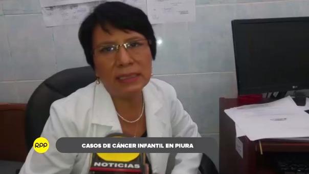 En el norte del país se registra el mayor número de casos de cáncer infantil, sobre todo en Piura.