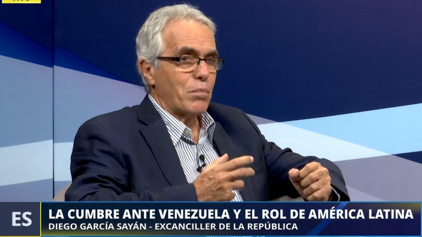 El abogado apuntó que lo importante es realizar una crítica al gobierno venezolano.