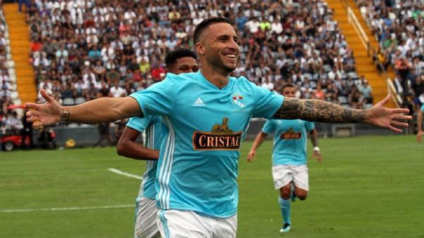 Sporting Cristal venció a Alianza Lima en Matute con goles de Herrera y Ballón.