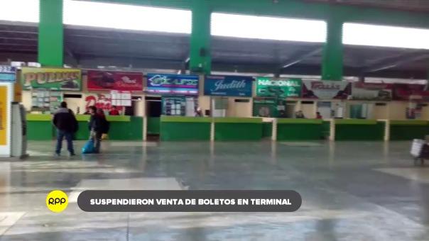 Transportistas informales ofrecen viajar por la ruta de Chupaca - Yauyos para llegar a Lima por 100 soles.