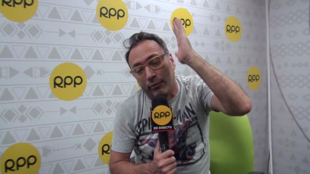 Carlos Galdós confirmó su alejamiento de los shows cómicos y de la televisión.