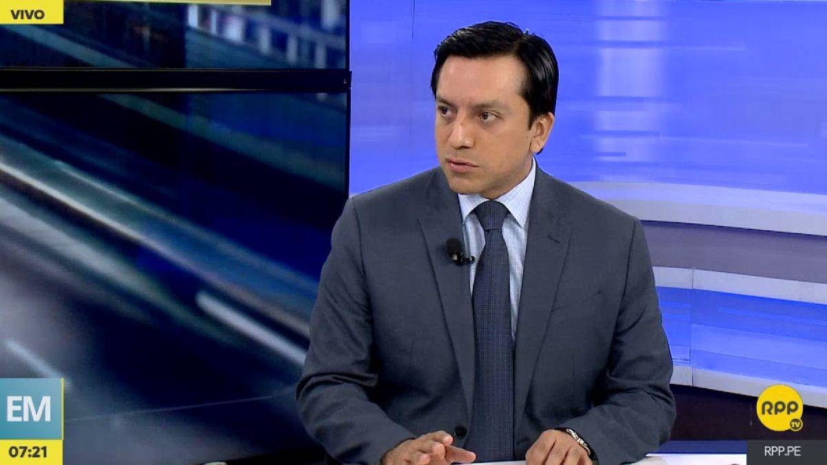 El vocero de Peruanos por el Kambio habló sobre el proyecto que busca prohibir la publicidad del Estado en medios privados.