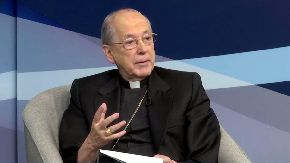 El cardenal Juan Luis Cipriani envió sus condolencias por la muerte de Daniel Peredo.