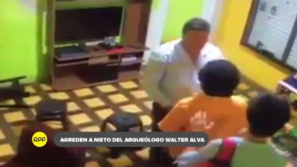 Por medio de las redes sociales se difundió video en la que hombre golpea salvajemente a menor de 16 años en un salón de videojuegos.