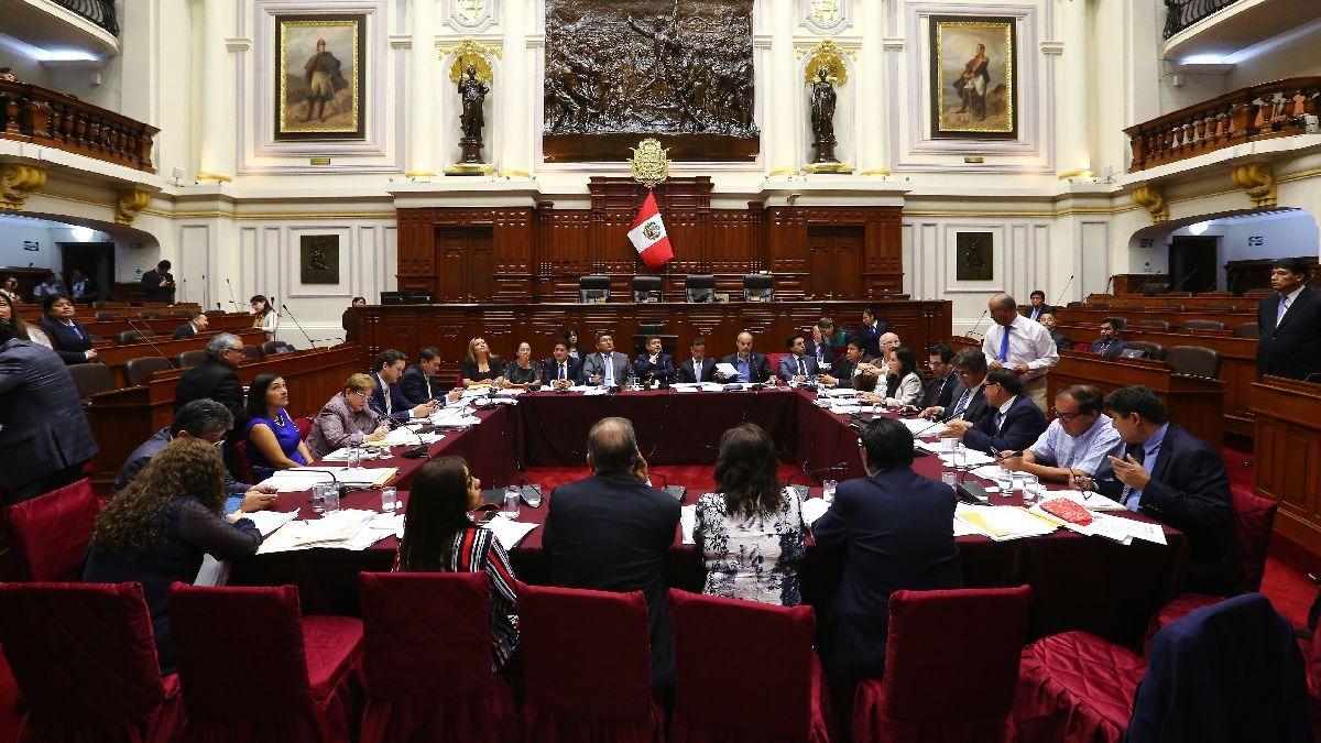 La Comisión Permanente sesionó este miércoles y aprobó en primera votación el proyecto de Mulder.