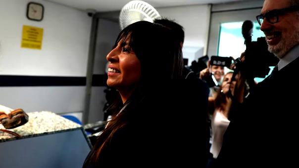 Loza dijo que Barata calificó a Fujimori de distante y formal, por lo que nunca interactuó con ella en los eventos sociales donde coincidieron.
