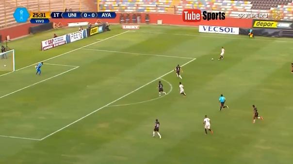 Universitario con este empate llega a los 6 puntos en el Torneo de Verano.