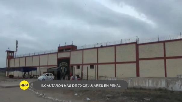Las requisas serán constante en el penal de Chiclayo