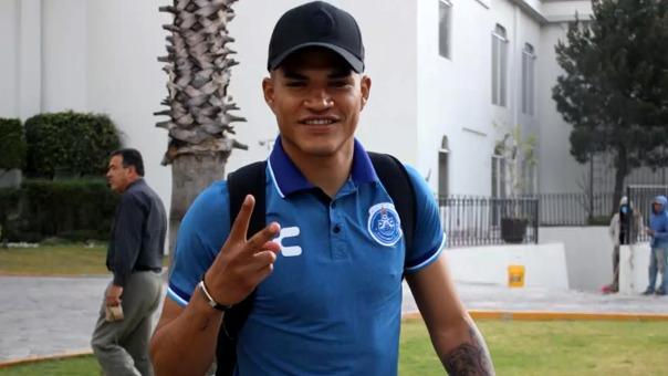 Anderson Santamaría jugó en el Perú con Ayacucho FC, León de Huánuco y Melgar.
