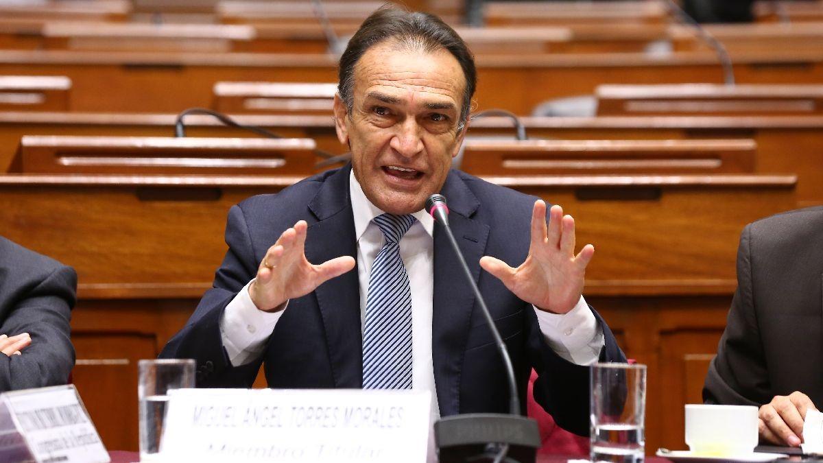Héctor Becerril habló para RPP sobre la detención de Jaime Yoshiyama.