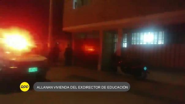 Pedro Periche Querevalú viene siendo investigado por el Ministerio Público.