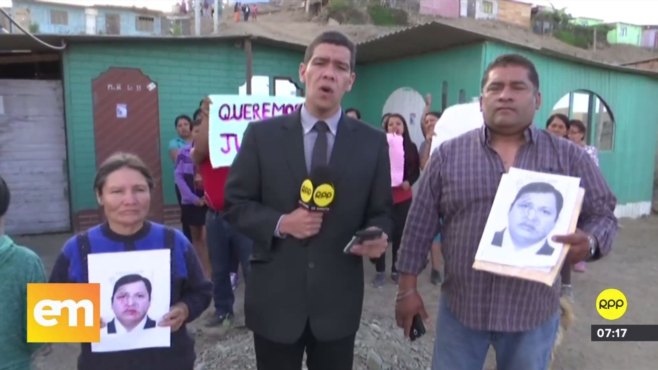 La familia y los vecinos del lugar piden justicia para la menor, que lleva cuatro meses de embarazo.