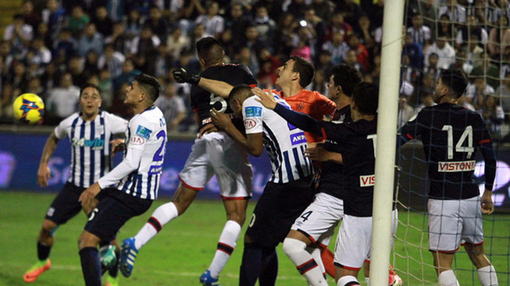 Alianza Lima marcha en la tercera posición del Grupo A con 8 puntos.