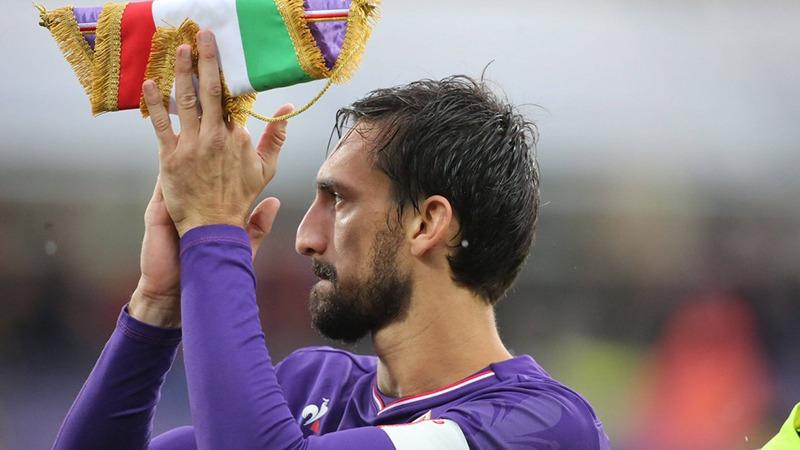 Davide Astori llegó a la Fiorentina en la temporada 2015/2016 y convirtió 3 tantos.