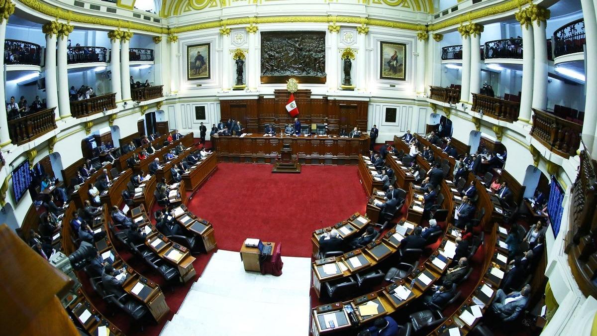 La sesión plenaria, que será conducida por el presidente Luis Galarreta Velarde, está convocada para las 9 de la mañana en el Hemiciclo.