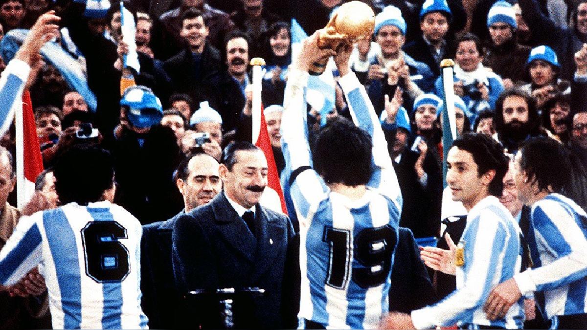 Finalmente, Argentina se consagró campeón del Mundial del '78 tras vencer 3-1 a Holanda en la final.