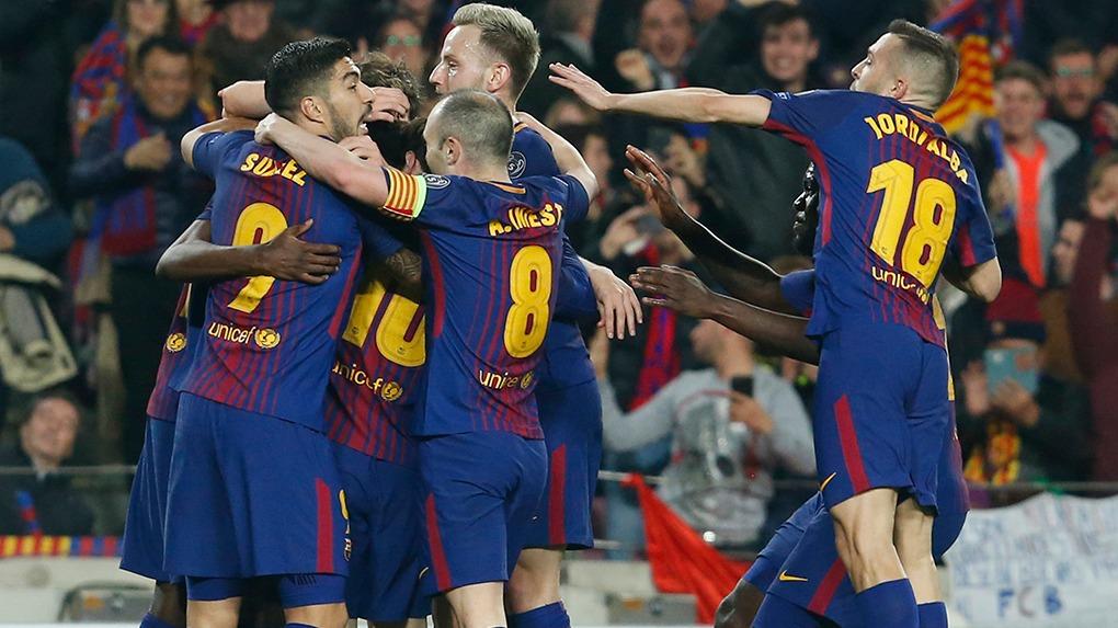 Barcelona y Chelsea empataron 1-1 en el duelo de ida.